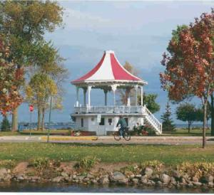 Bandstand at Lakeside Park
