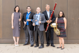 Wingra Woodwind Quintet
