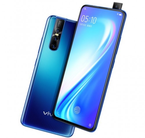 vivo S1 Pro to launch in India next month