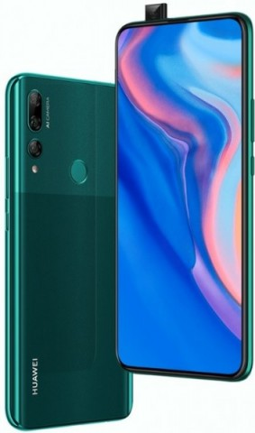 Huawei Y9 Prime (left) and Enjoy 10 (right)