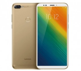 Lenovo K9 Note (also known as K5 Note 2018)
