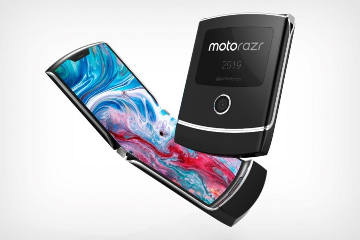 Motorola's Razr foldable phone will be a mid-ranger with a €1,500 price tag