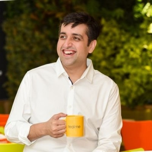 Realme India CEO Madhav Sheth