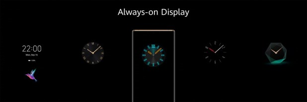 display feature