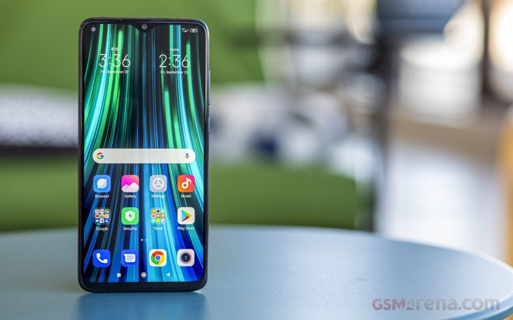 Redmi Note 8 Pro in for review