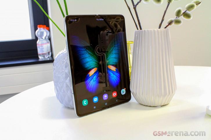 Samsung Galaxy Fold arrives in India, pre-orders begin October 4