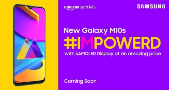 Samsung Galaxy M10s specifică scurgeri - ecran HD + de 6,4 inchi + baterie de 4.000 mAh
