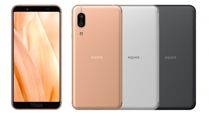 Sharp AQUOS zero2 announced with 240Hz refresh rate display and Android 10
