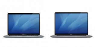 New design compared to current MacBook Pro 15