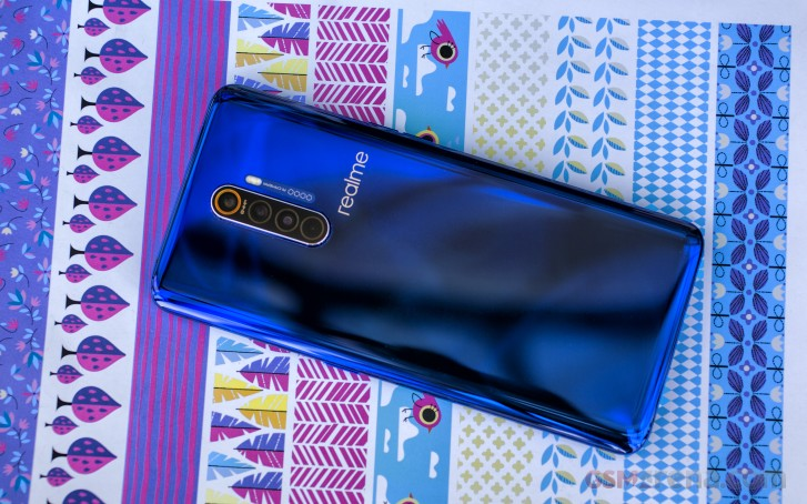 Realme X2 Pro in for review