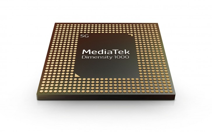 MediaTek's new Dimensity 1000 chipset passes by AnTuTu and flexes its might
