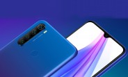 Redmi Note 8T announced, brings NFC and faster 18W charger in the box
