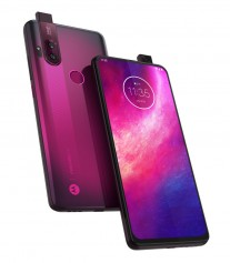 Motorola One Hyper in Fresh Orchid (coming soon)