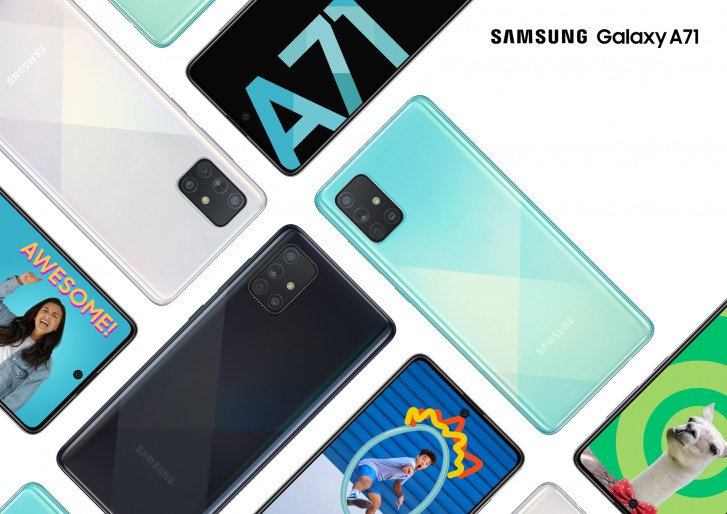 Samsung Galaxy A71 5G could be heading to the United States
