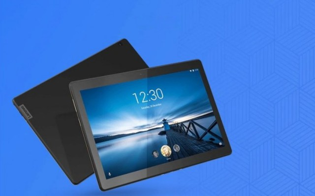 Lenovo M10 FHD REL tablet launched in India with Snapdragon 450 SoC, 32GB storage and 7,000 mAh battery