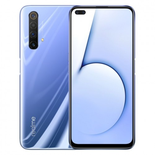 This is the Realme X50 5G that was announced last month