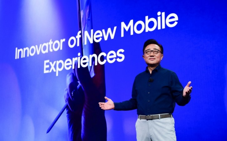 DJ Koh remains the CEO of the Mobile department