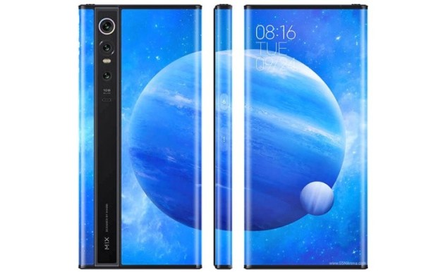 gsmarena 007 - The Xiaomi Mi Mix Alpha delayed indefinitely Since 2019 | R Newspapers.