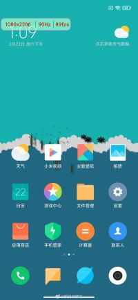 Screenshots from the new Flyme 7 UI