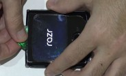 Motorola Razr fully torn down on video, virtually impossible to repair