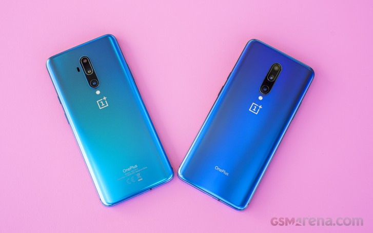 OnePlus 7, 7 Pro, and 7T Pro receive updates with January security patch
