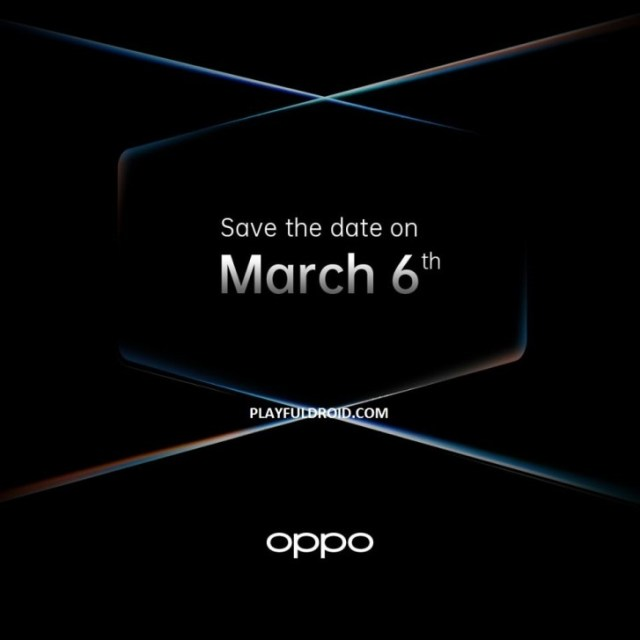 Oppo reschedules Find X2 launch for March 6