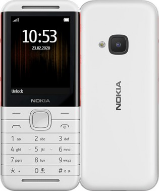 Nokia 5310 in Black and White