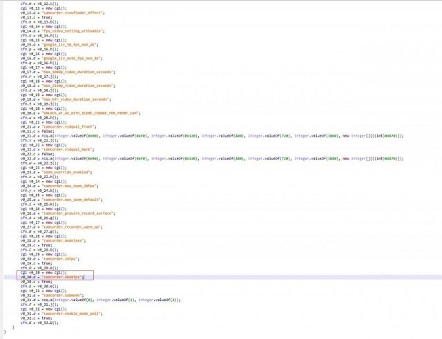 Pixel 4K kaynak kodları