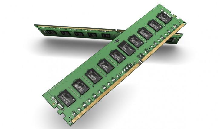 Samsung ships first million EUV-based DDR4 RAM modules