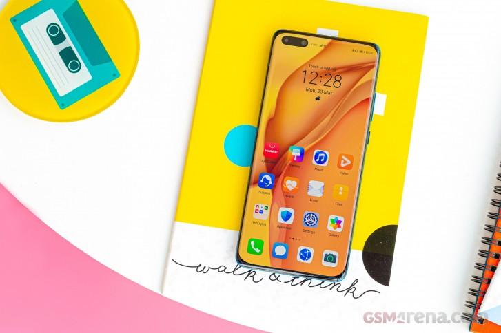 Laporan: Huawei P40 Pro + menggunakan Samsung OLED, P40 Pro menggunakan campuran OLED
