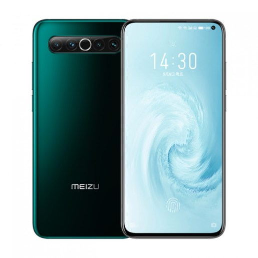 Meizu 17 up for pre-registrations in China, 17T also listed ...