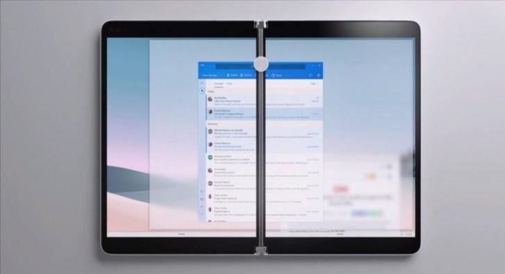 Microsoft menunda Windows 10X dan Surface Neo melampaui 2020, tidak ada kata pada Surface Duo