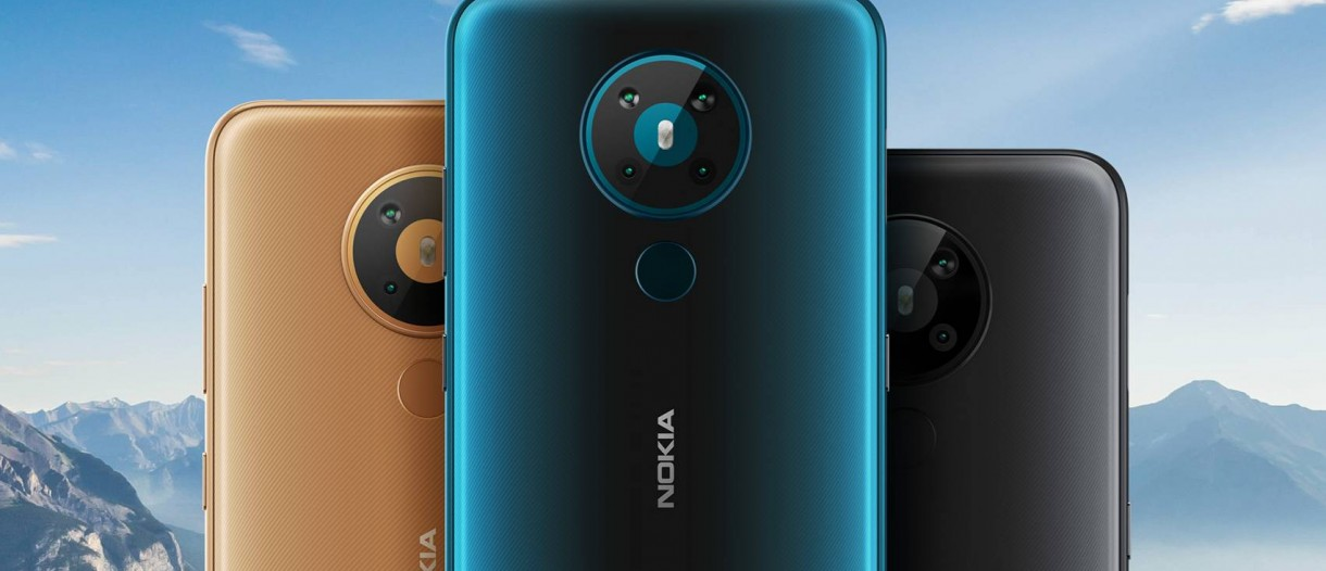 Nokia 7.3 prototypes tested with new quad camera design, may get a ...