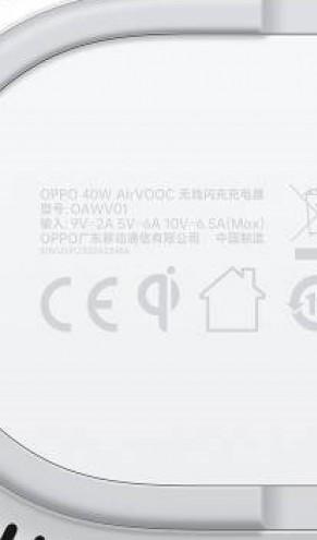 Pengisi daya Oppo AirVOOC