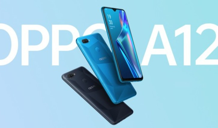 Oppo A12 unveiled with 6.22'' display, Helio P35 SoC and 4,230 mAh battery