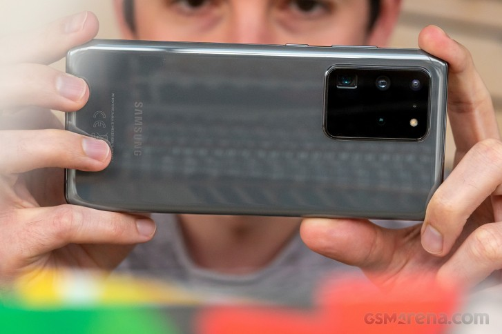 EMBARGO Samsung Galaxy S20 Ultra DxOMark review is here