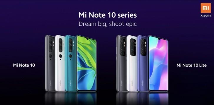 New phone called Xiaomi Mi Note 10 Lite arriving tomorrow