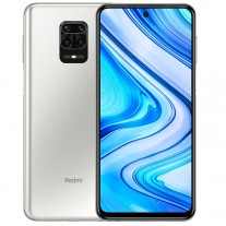 Redmi Note 9 Pro Max in Glacier White color