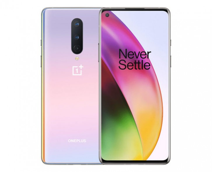 T-Mobile's OnePlus 8 is receiving a software update that enables two additional 5G bands