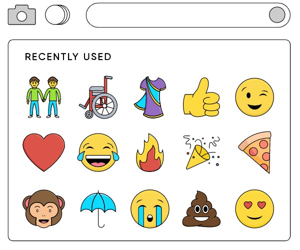 Infographic teaches you everything you wanted to know about emojis but were afraid to ask