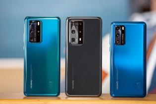 Familia Huawei P40 - P40 Pro, P40 Pro + și P40