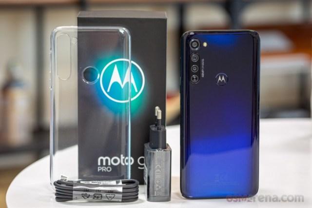 Motorola Moto G Pro in for review