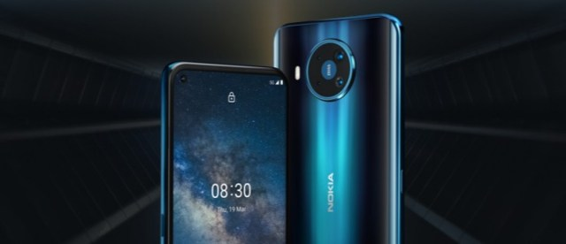 Nokia 8.3 5G sales in Switzerland scheduled to start in September ...