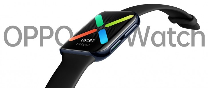 The new Oppo watch goes global with the SD3100 chipset, WearOS