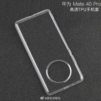 Casing Huawei Mate 40 Pro: perhatikan volume rocker dan gril ekstra