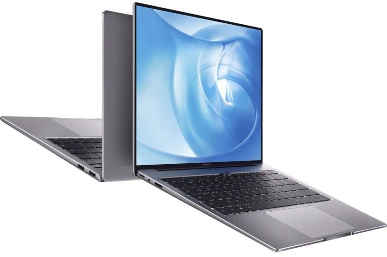 Huawei, fansız MateBook X ve Ryzen MateBook 14'ü küresel pazara getiriyor