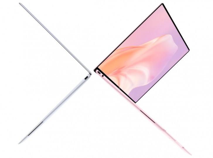 Huawei MateBook X, basınca duyarlı dokunmatik yüzey, 1 kg ağırlık ile duyuruldu