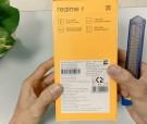 Realme 7 uygulamalı