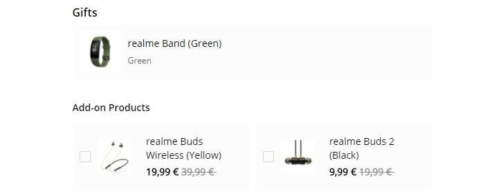 Realme C11 sekarang tersedia di Eropa seharga € 99, pembeli awal mendapatkan Band secara gratis