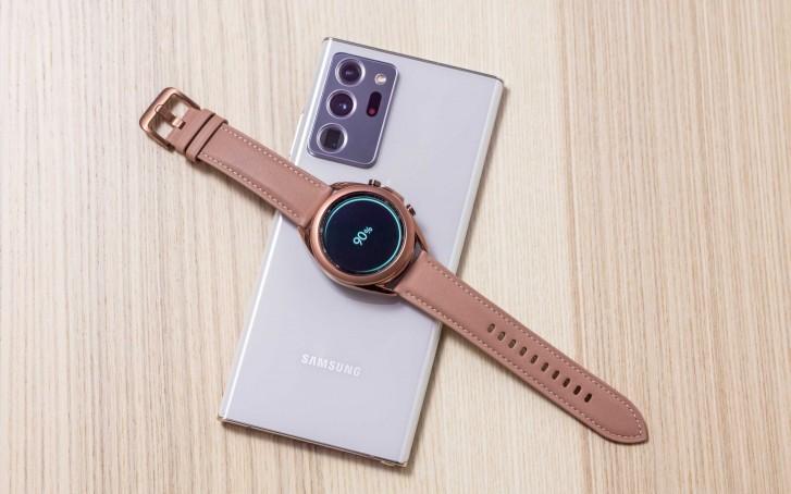 Samsung Galaxy Watch3, ilk yazılım güncellemesiyle VO2 Max ve kan oksijen takibini alıyor